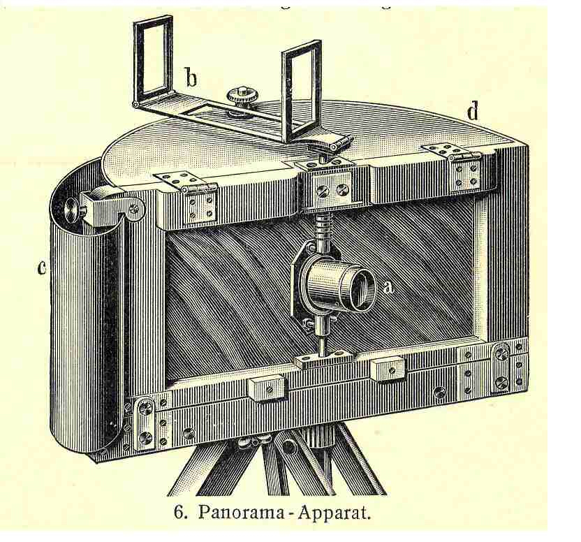 Joseph Puchberger: Panoramic Camera 1843