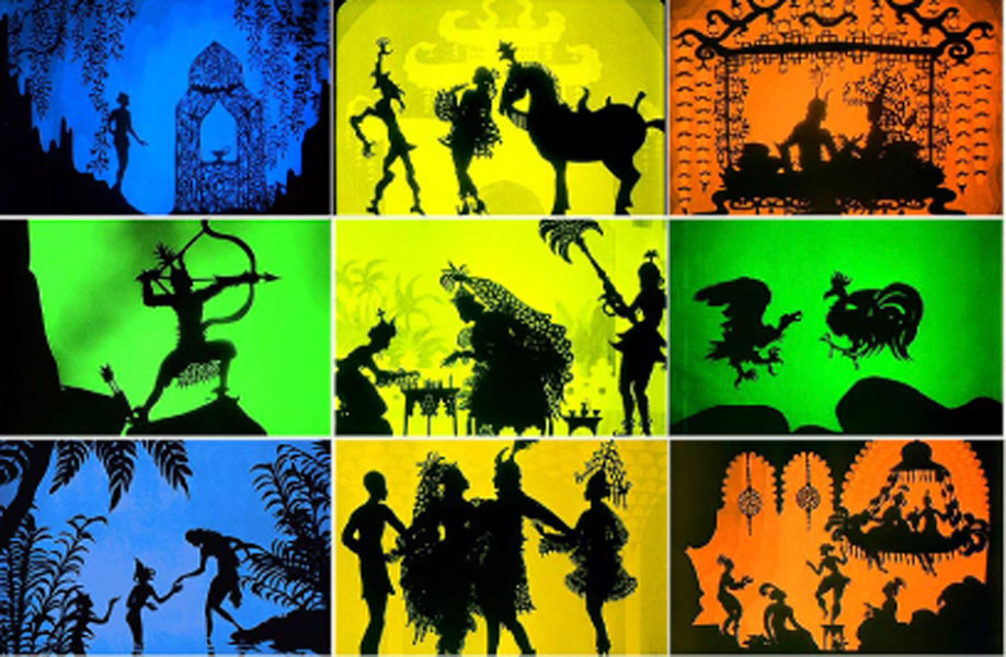Lotte Reiniger: The Adventures of Prince Achmed 1926