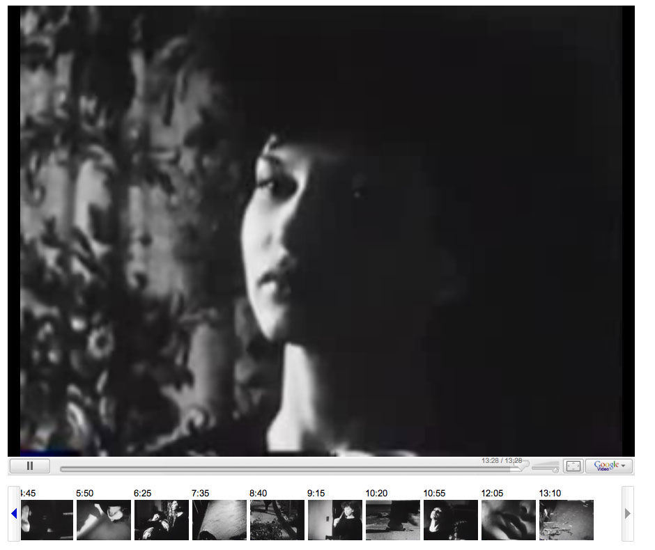 Maya Deren: Meshes of the Afternoon