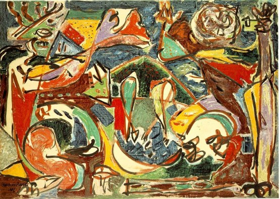 1946_Pollock_The-Key_c