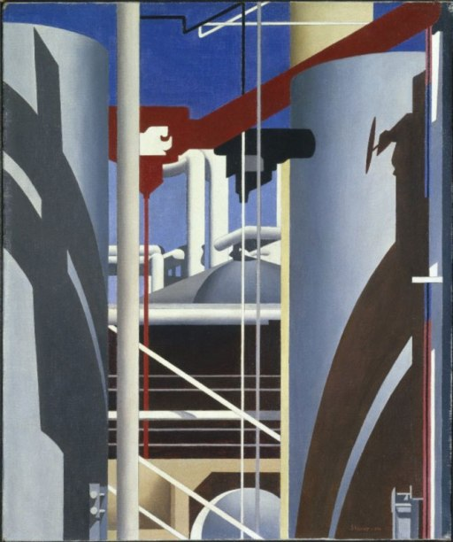 1946_Sheeler_Incantation_c