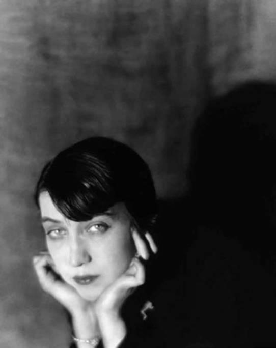 1948_Berenice-Abbott_self-portrait-beret_c