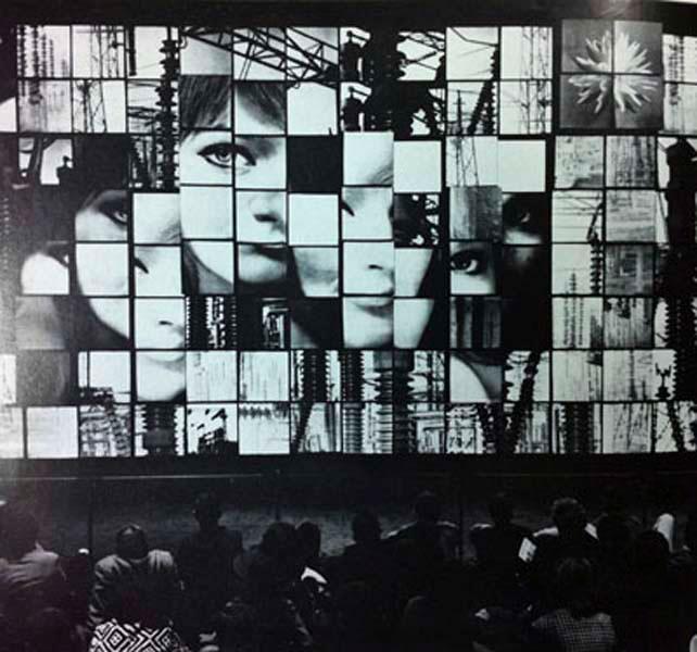 Josef Svoboda: Diapolykran The Creation of the World Expo67