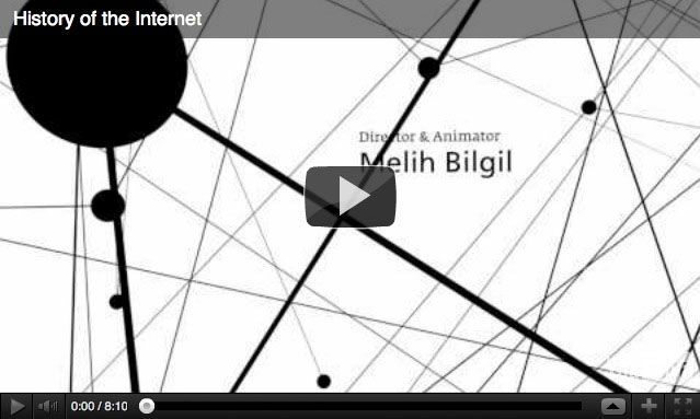 Melih Bilgil: The History of the Internet 2003