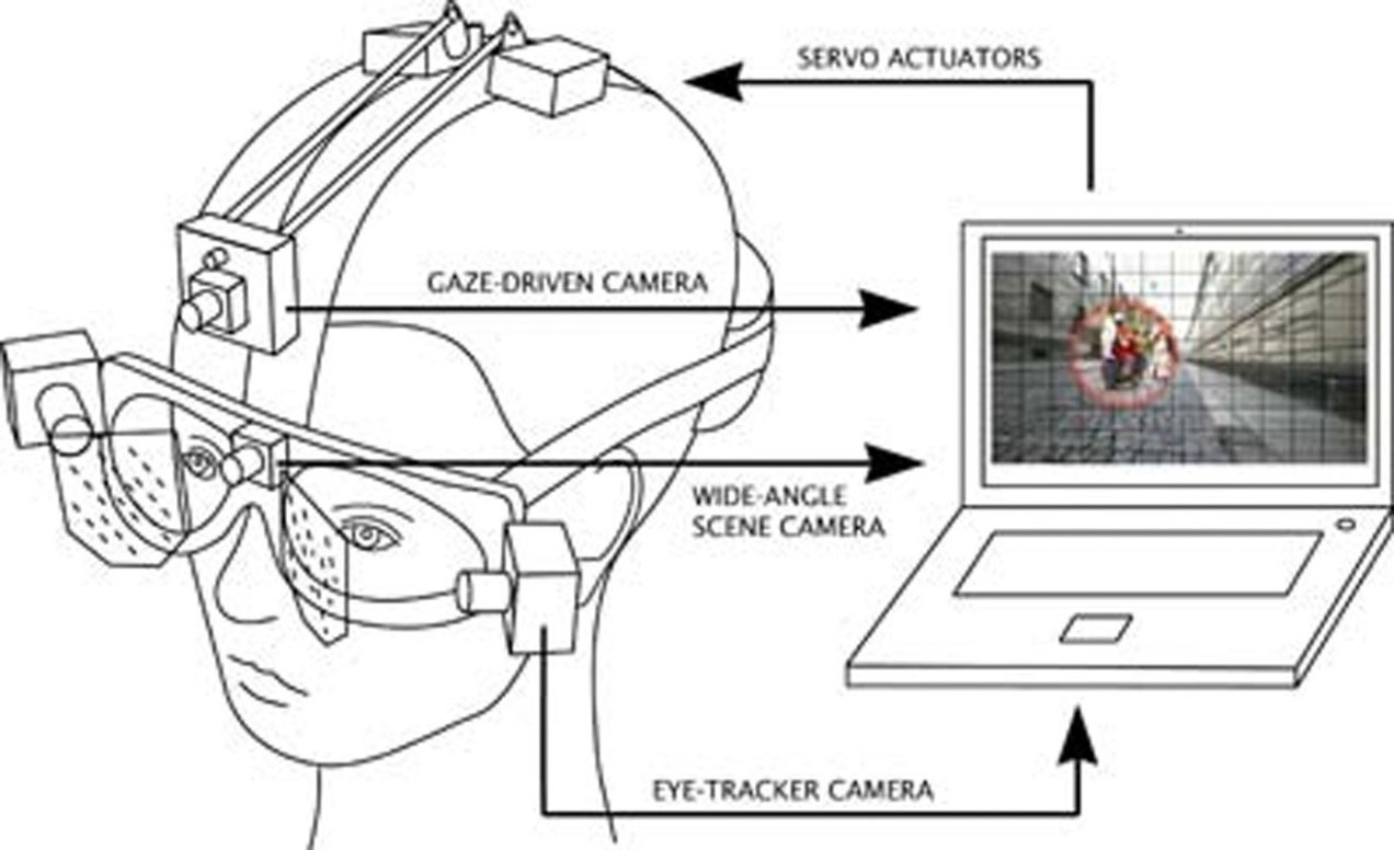 Munich Centre for Clinical Neuroscience: Eye-See-Cam gaze-driven camera 2008