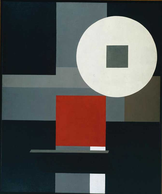 Friedrich Vordemberge-Gildewart: Composition No 15 1925