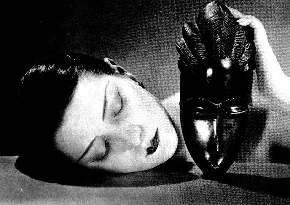 Man Ray: Noir et Blanche 1926