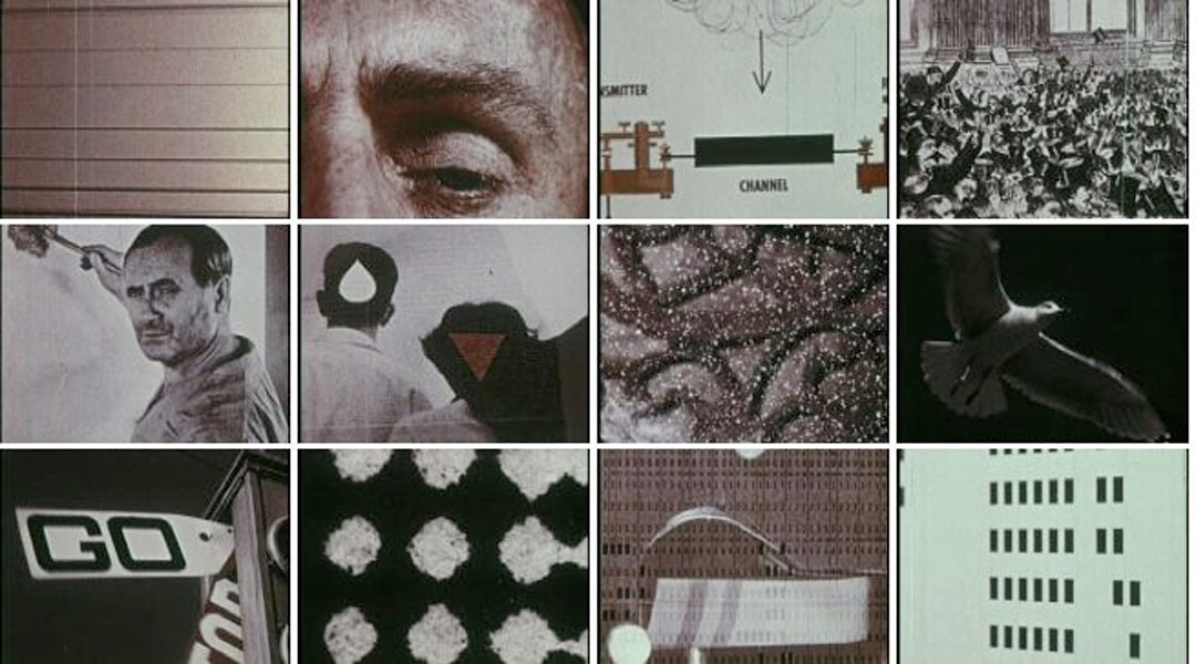 Ray and Charles Eames: A Communications Primer 1953