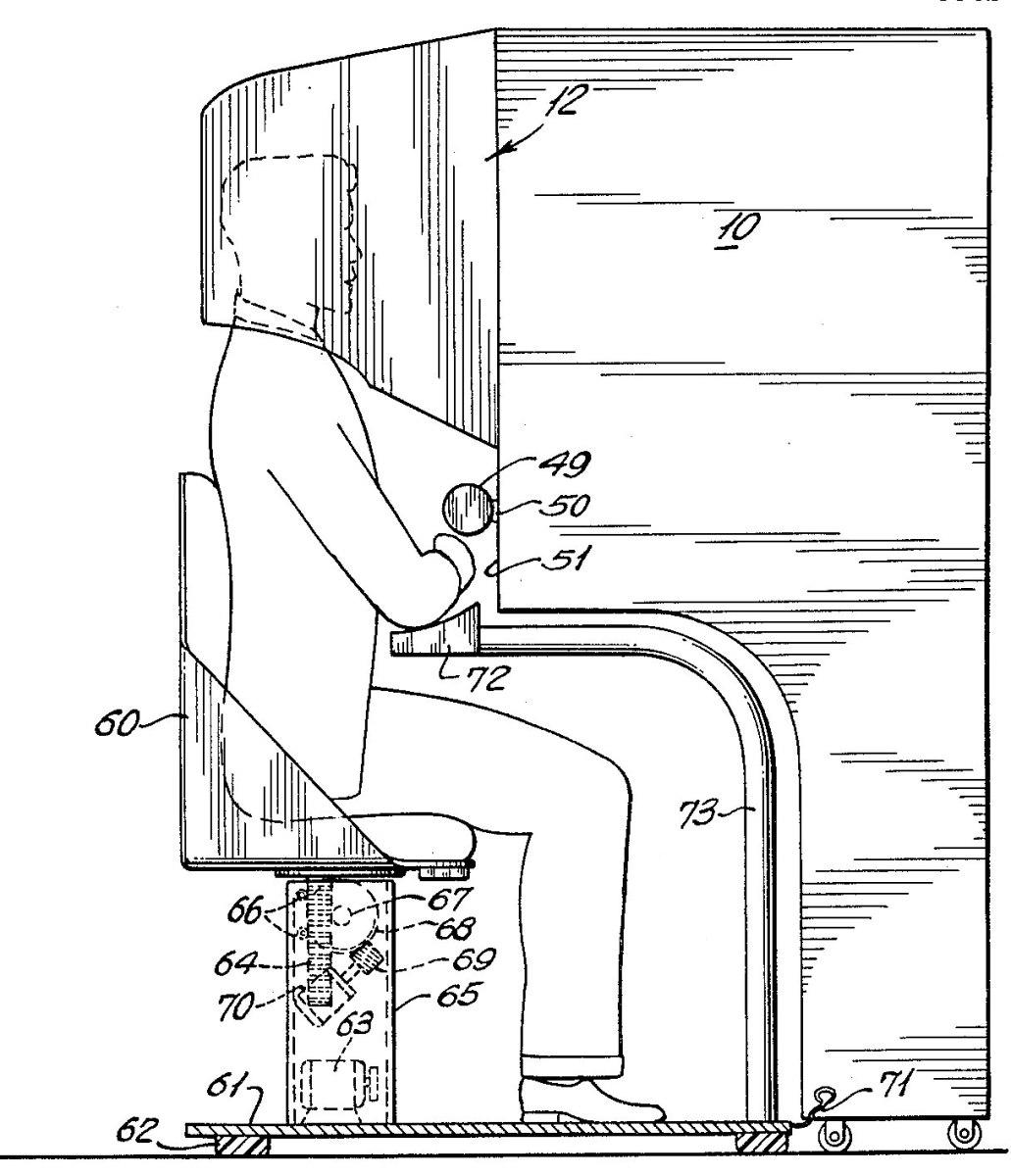 Morton Heilig: Sensorama 1957