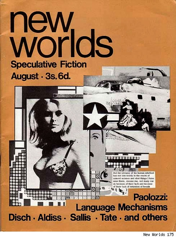 Michael Moorcock (ed): New Worlds SF 1967