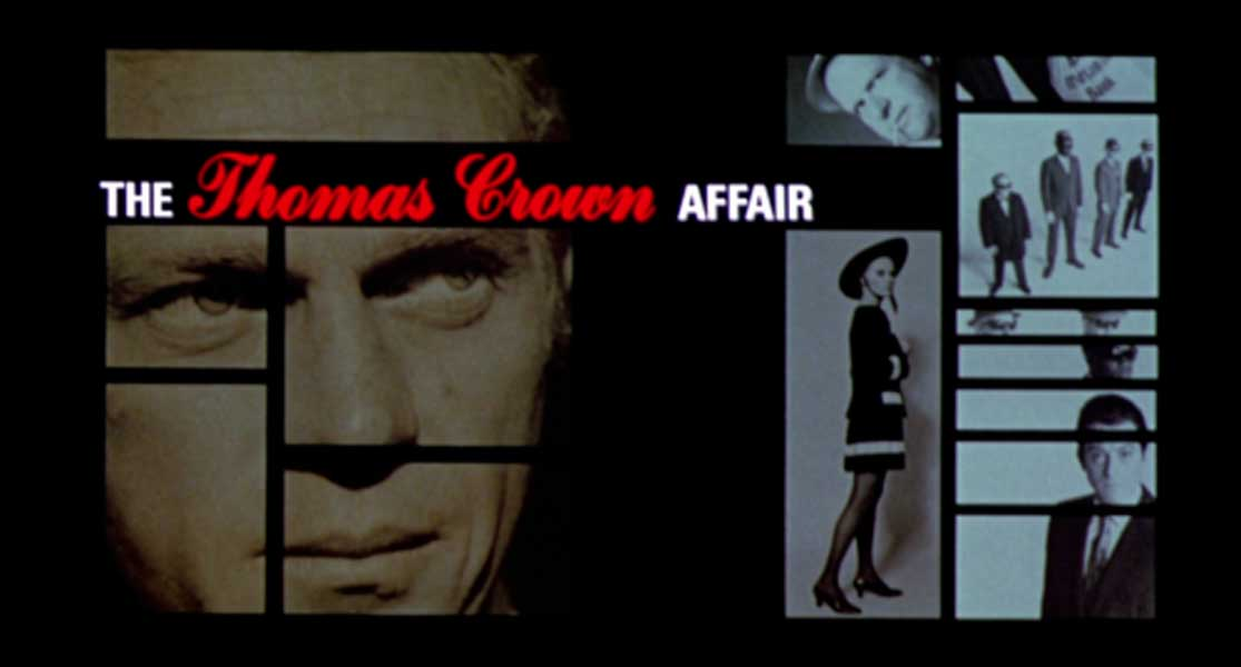 Norman Jewison: The Thomas Crown Affair 1968