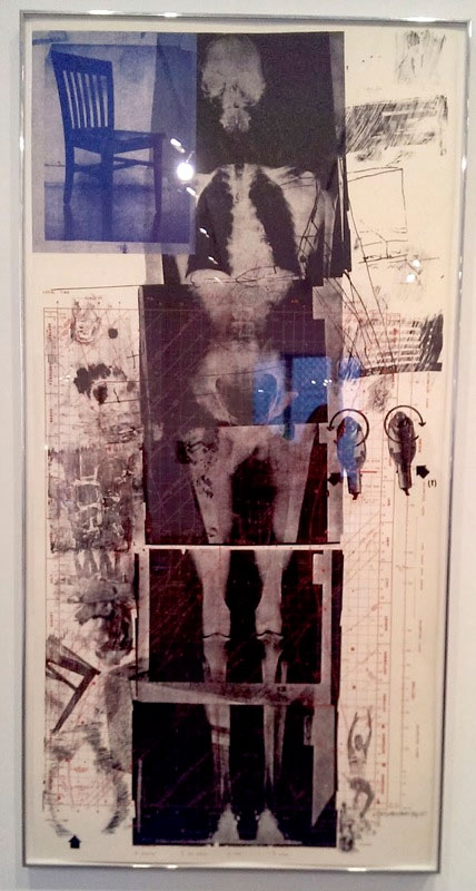Robert Rauschenberg: Booster and Seven Studies 1970