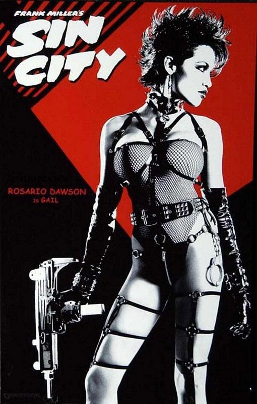 Frank Miller + Robert Rodriguez: Sin City 2005