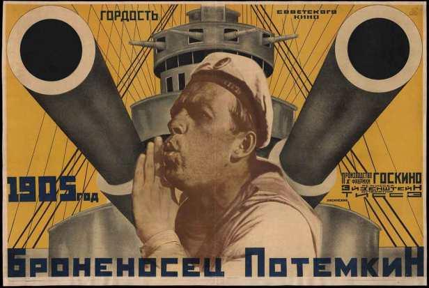 1925_Rodchenko_Battleship-Potemkin_poster_c